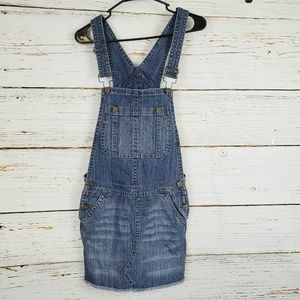 Industrial Cotton Overall Style Skirt